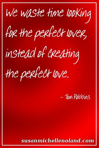 perfect love - robbins