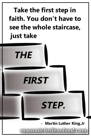 first step - king jr